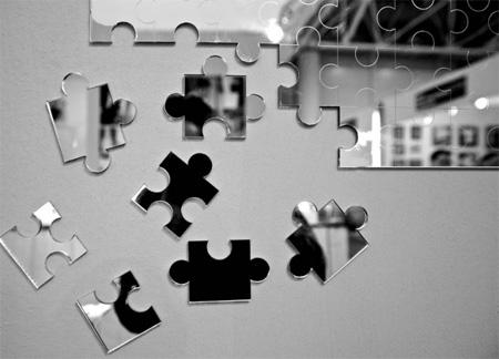 联想的艺术——10个源于拼图玩具的酷炫产品 - 工业